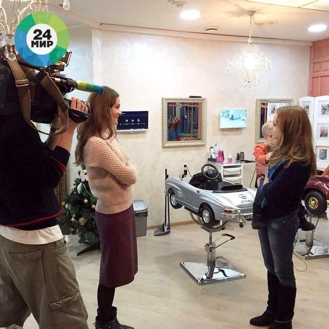 Baby Charm на канале 24 Мир